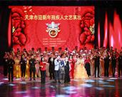 2017年天津市迎新年...